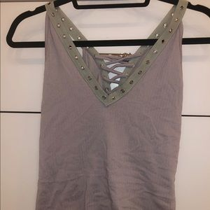 A trending tank top! Great for summer!